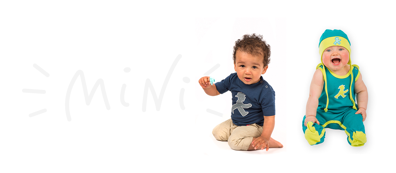 Fashion for the little and big ones