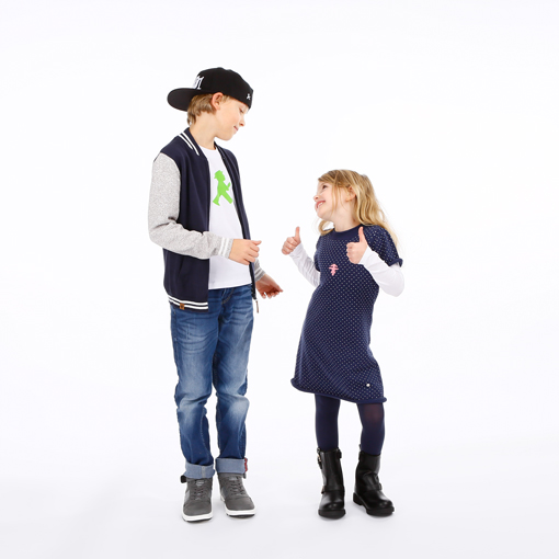 Fashion for our little ones