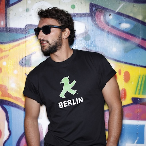 T-shirts for the men of the world