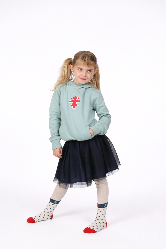 AMPELMANN KLEINE REBELLIN sweatshirt girls