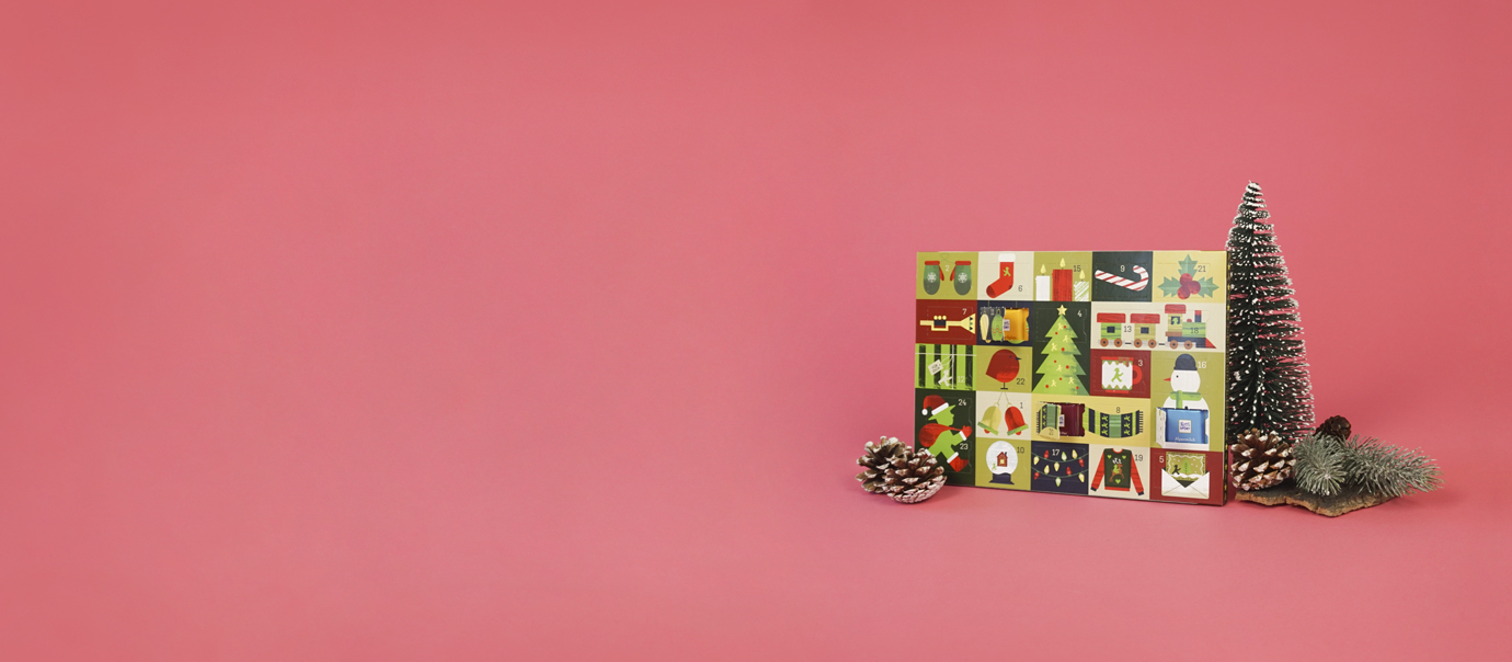 Inspiration und gift ideas for a cheerful Advent season