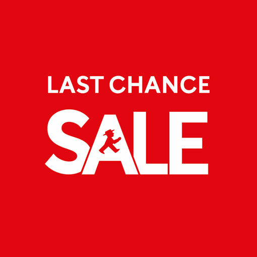 Last chance: Limited pieces on SALE